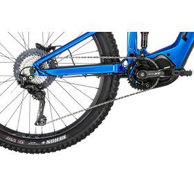 FOCUS Jam² 9.6 Plus E-MTB Full Suspension blue